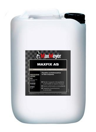 MAXFIX AS