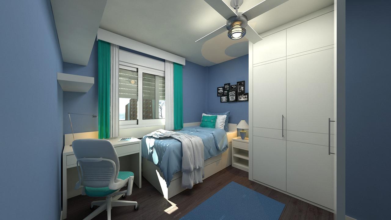Maxmeyer - Pareti a righe camera da letto ...